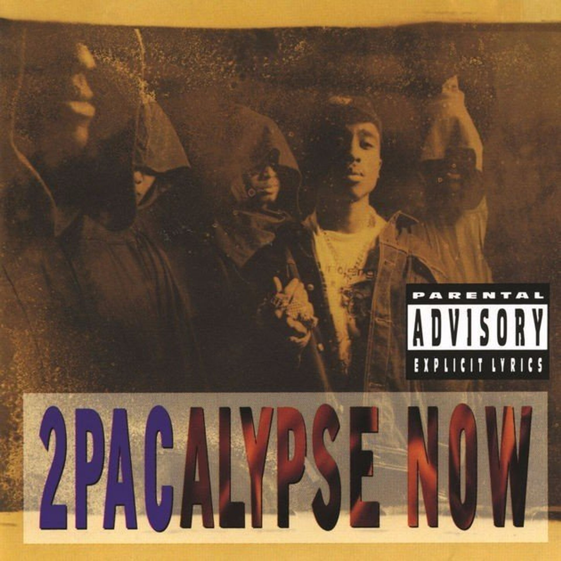 Album Title: 2Pacalypse Now by: Tupac