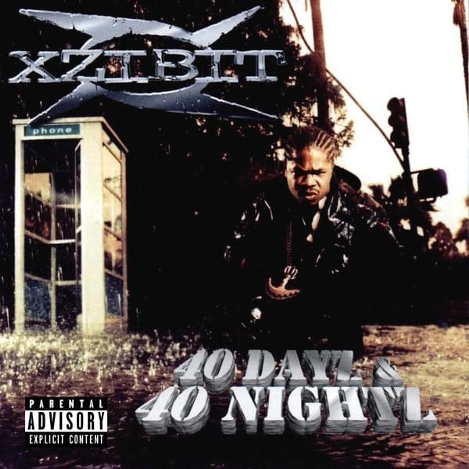 Album Title: 40 Days & 40 Nightz by: Xzibit