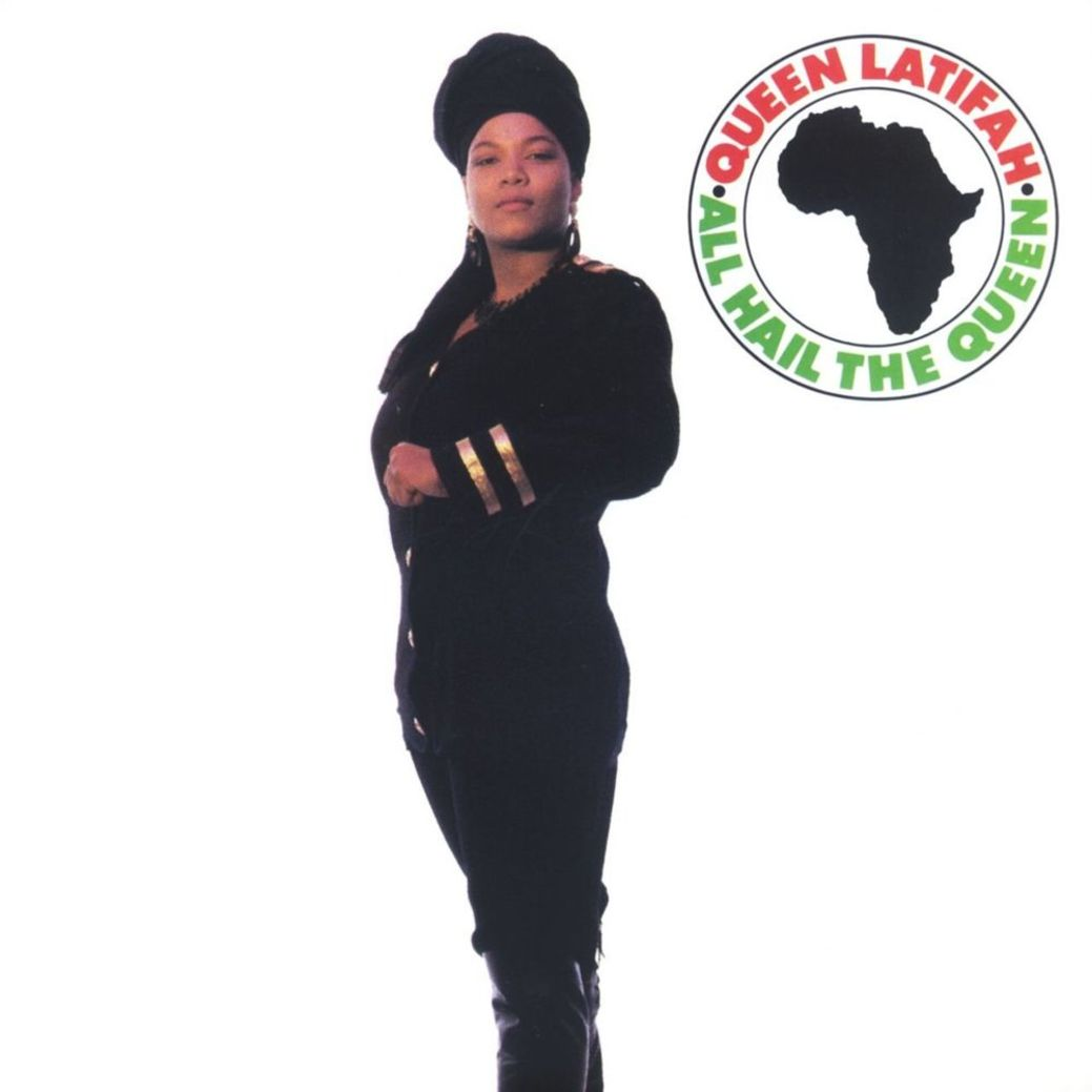 Album Title: All Hail the Queen by: Queen Latifah