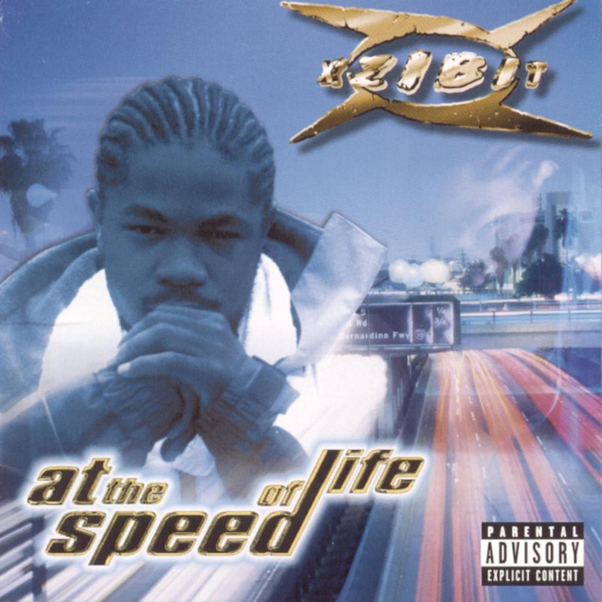 Album Title: At the Speed of Life by: Xzibit