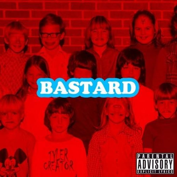 Album Title: Bastard by: Tyler, The Creator