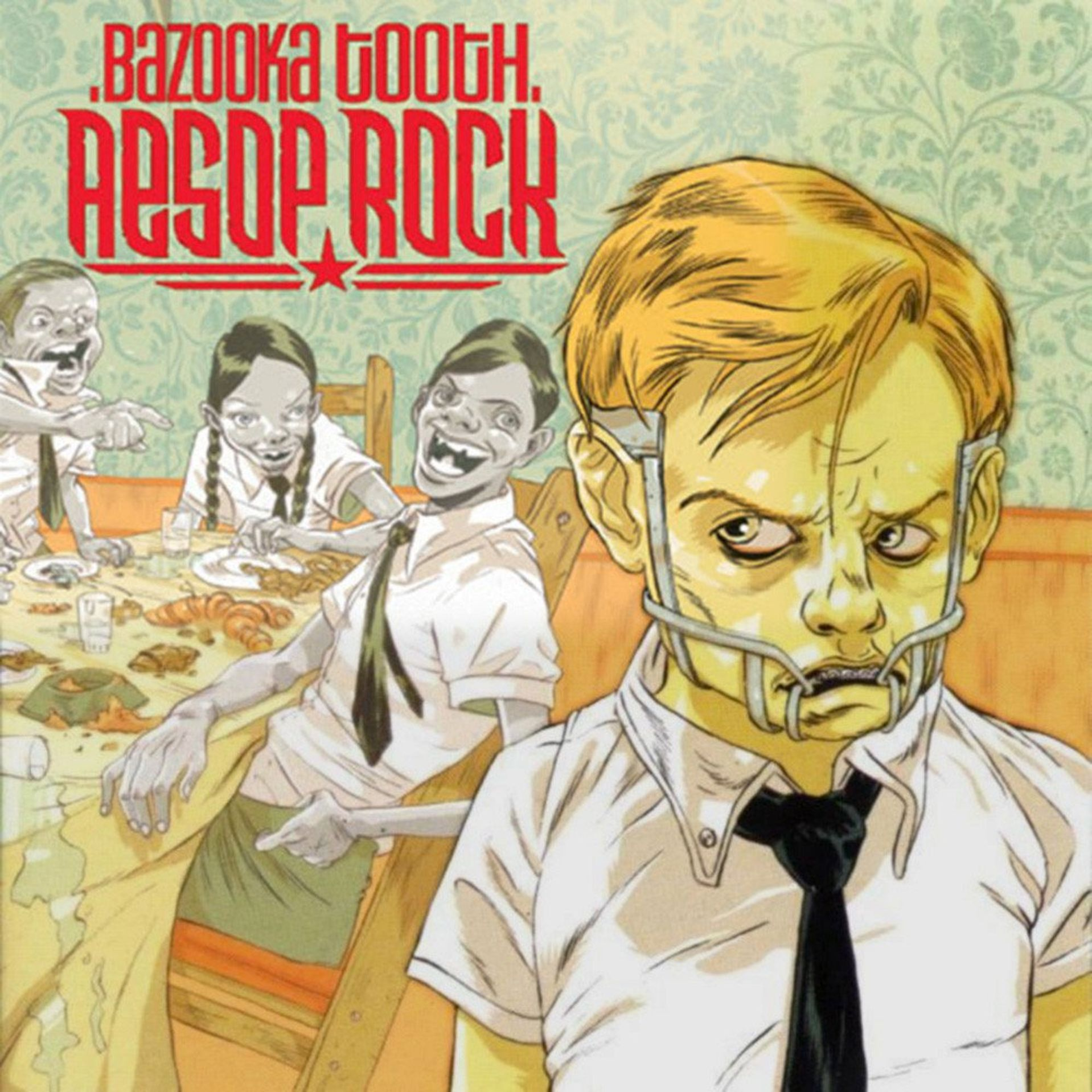 Album Title: Bazooka Tooth by: Aesop Rock