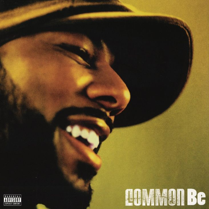 Album Title: Be by: Common