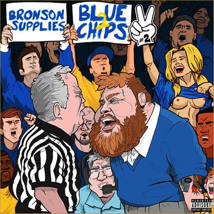 Album Title: Blue Chips 2 by: Action Bronson