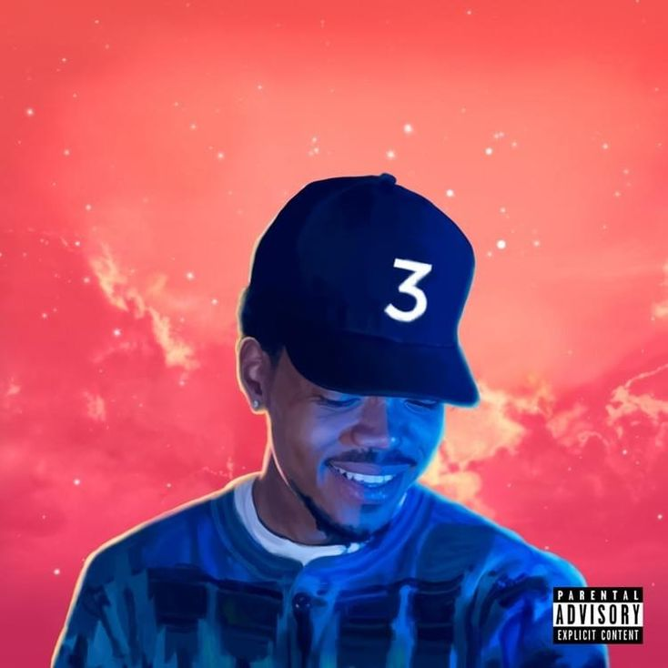 Album Title: Coloring Book by: Chance The Rapper