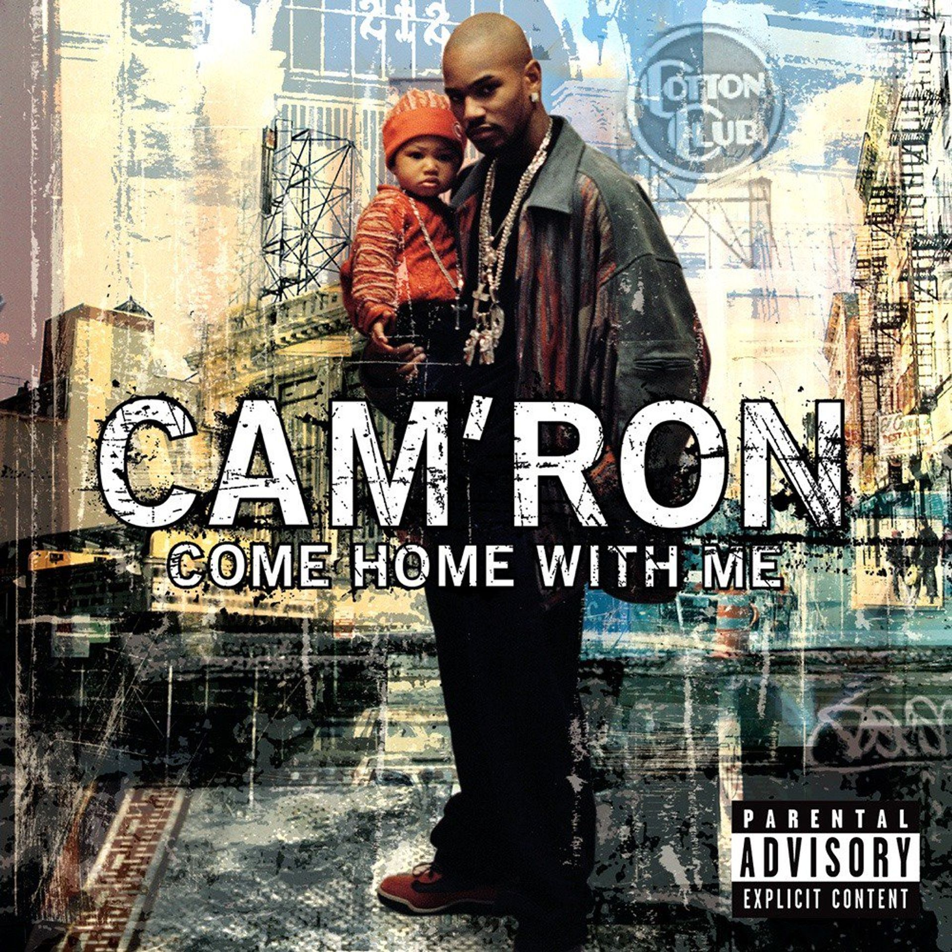 Album Title: Come Home with Me by: Cam