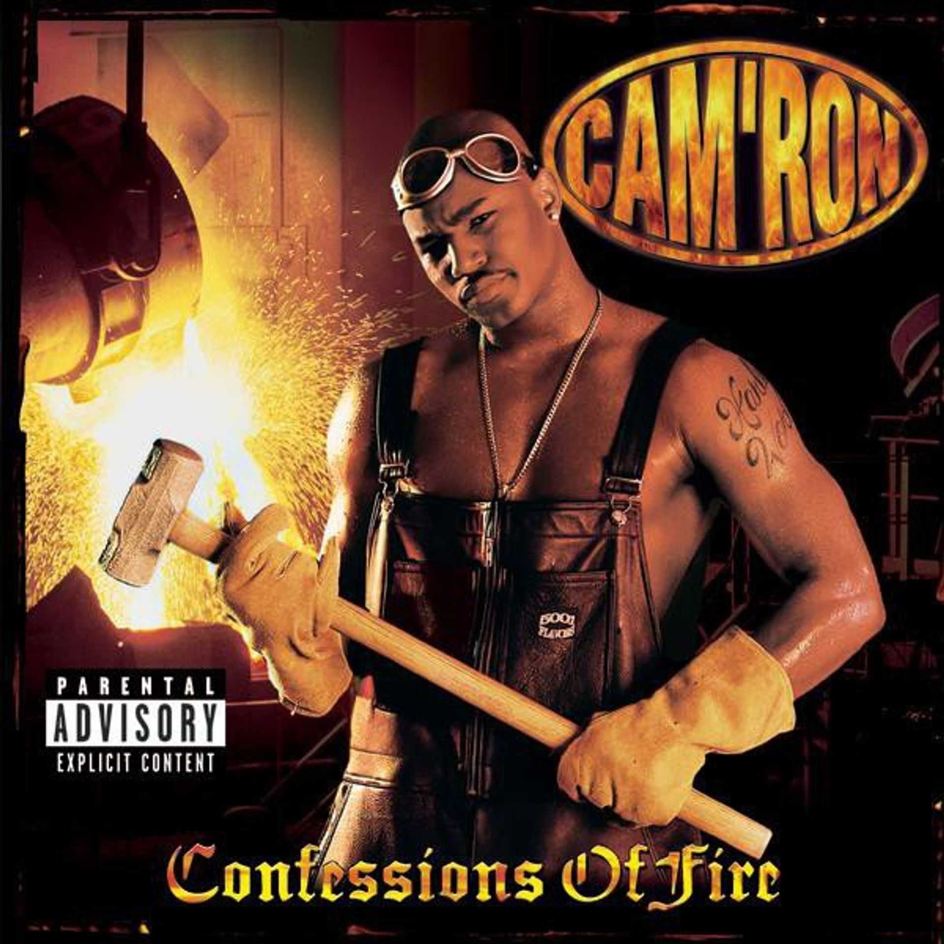Album Title: Confessions of Fire by: Cam