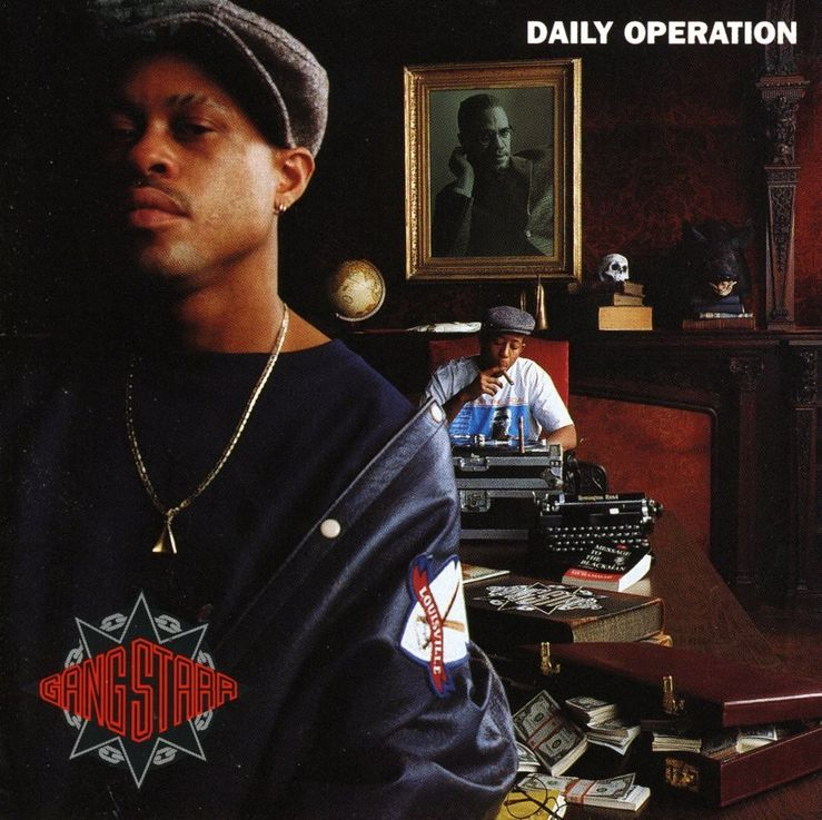 Album Title: Daily Operation by: Guru