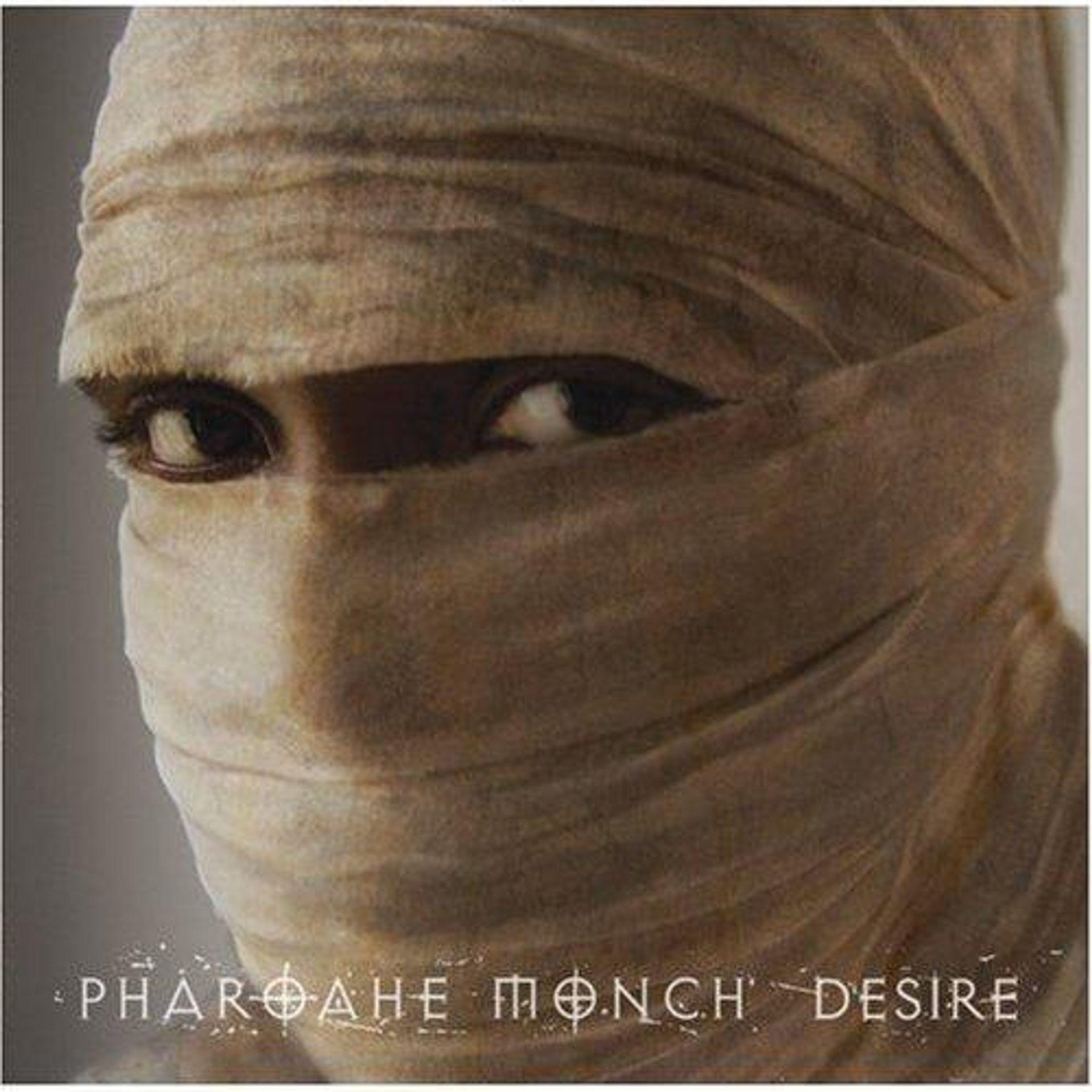 Album Title: Desire by: Pharoahe Monch