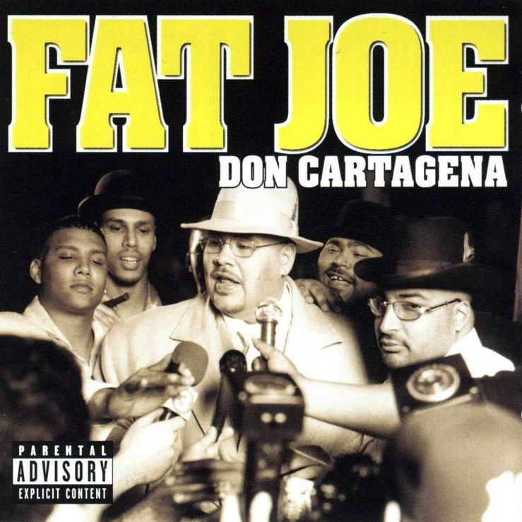 Album Title: Don Cartagena by: Fat Joe