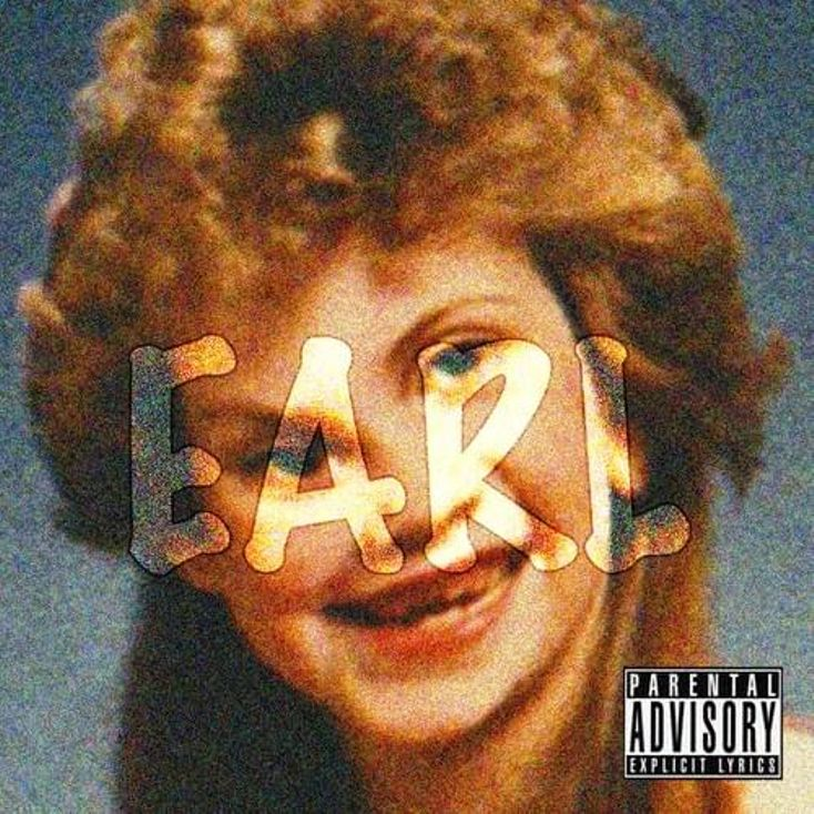 Album Title: EARL by: Earl Sweatshirt