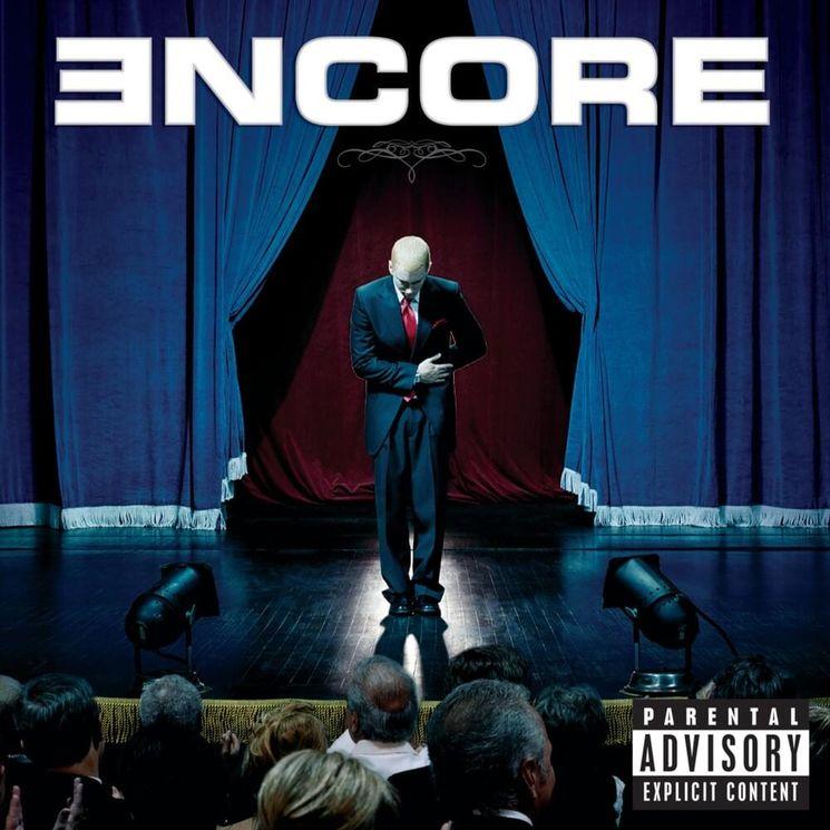 Album Title: Encore by: Eminem
