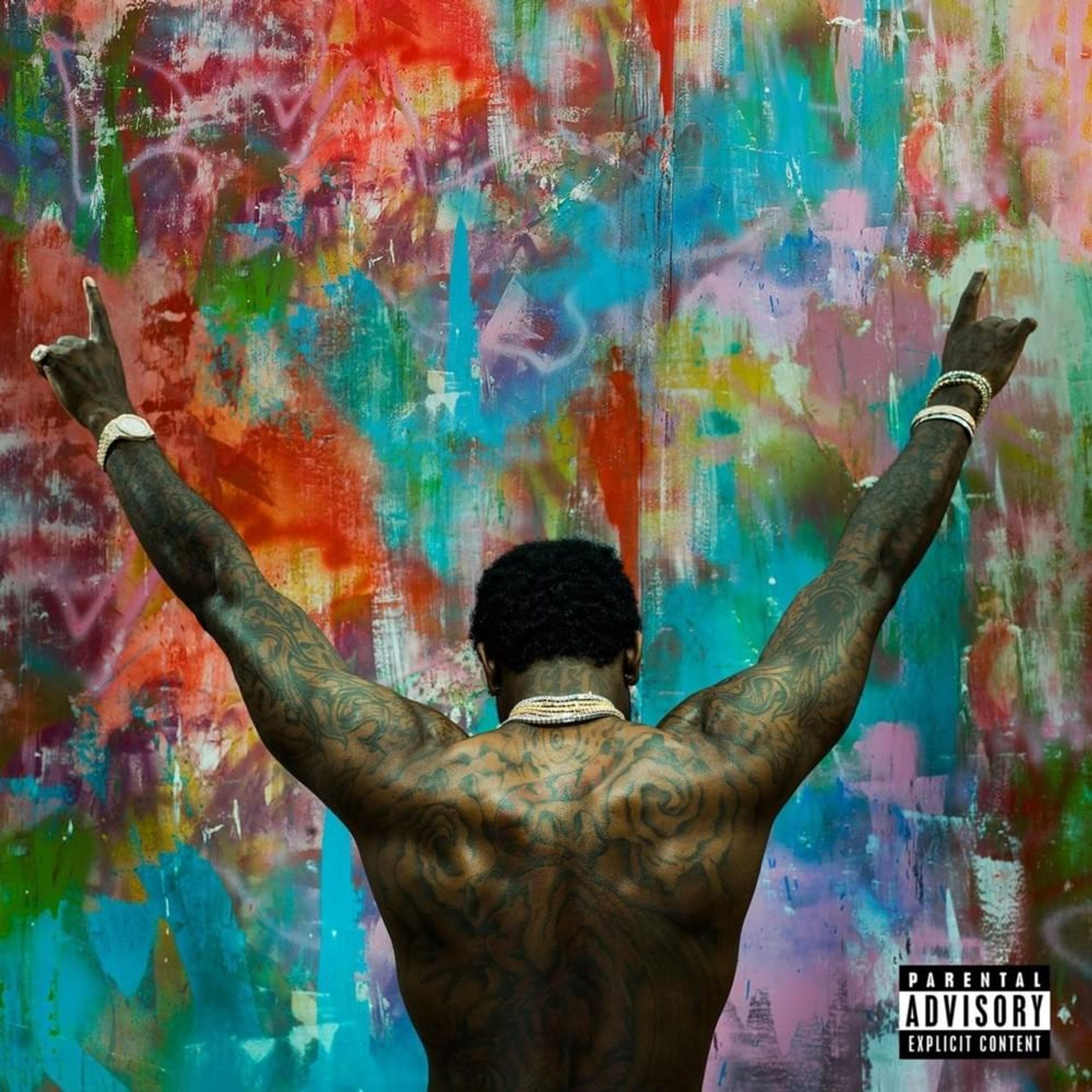 Album Title: Everybody Looking by: Gucci Mane