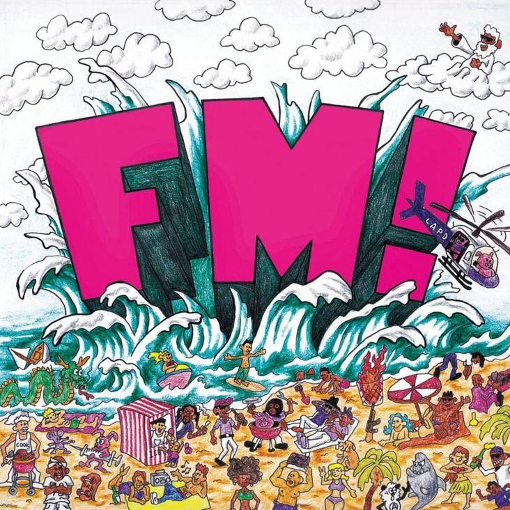 Album Title: FM! by: Vince Staples
