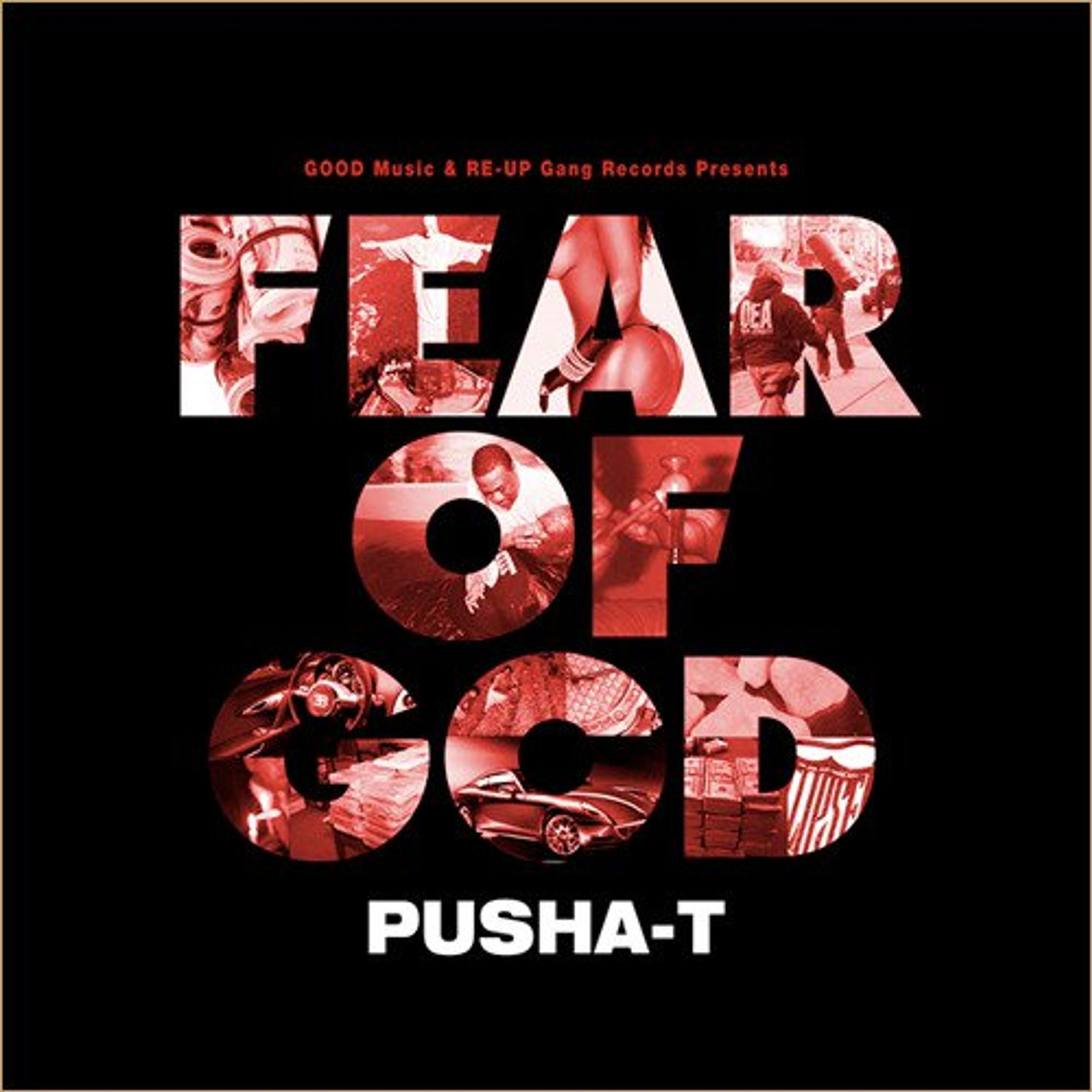 Album Title: Fear of God by: Pusha T