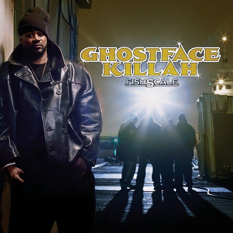 Album Title: Fishscale by: Ghostface Killah