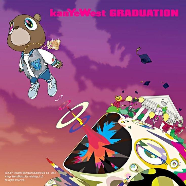 Album Title: Graduation by: Kanye West