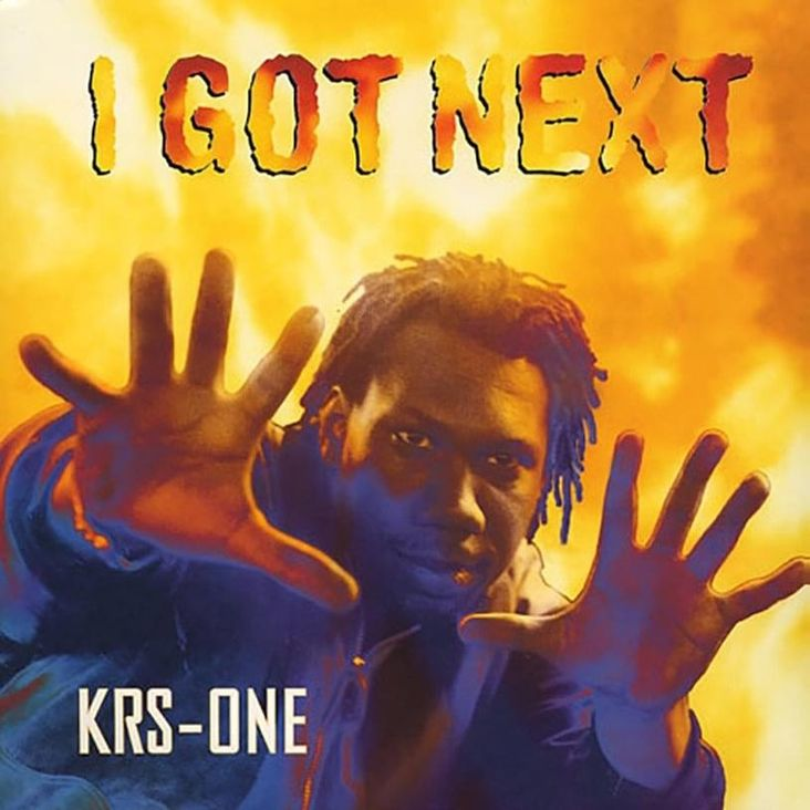 Album Title: I Got Next by: KRS-One