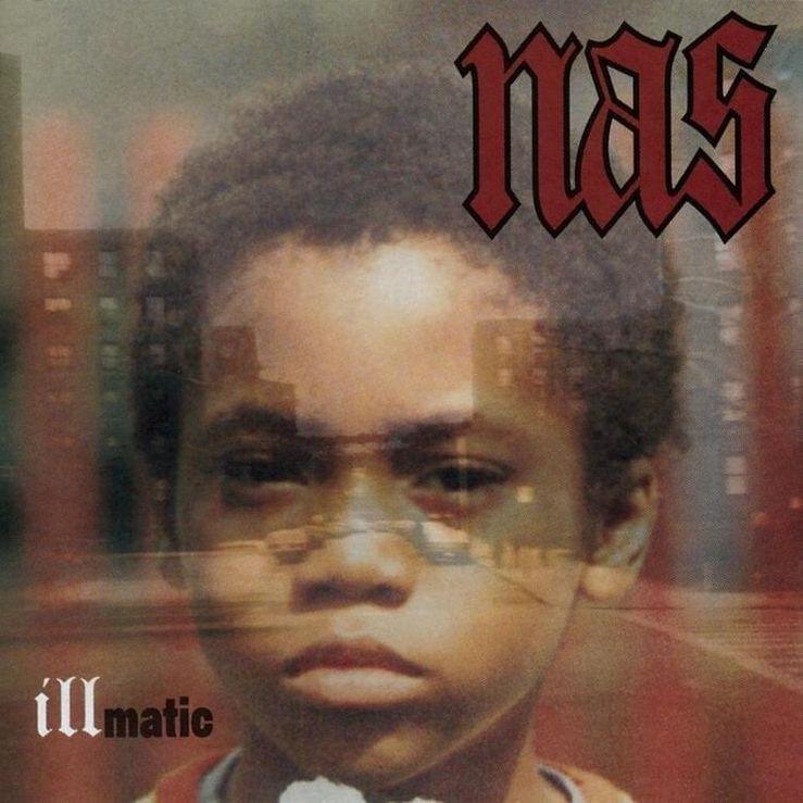 Album Title: Illmatic by: Nas