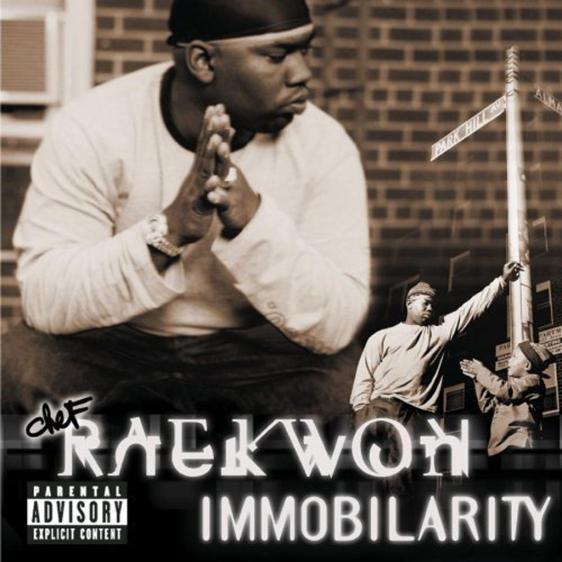 Album Title: Immobilarity by: Raekwon