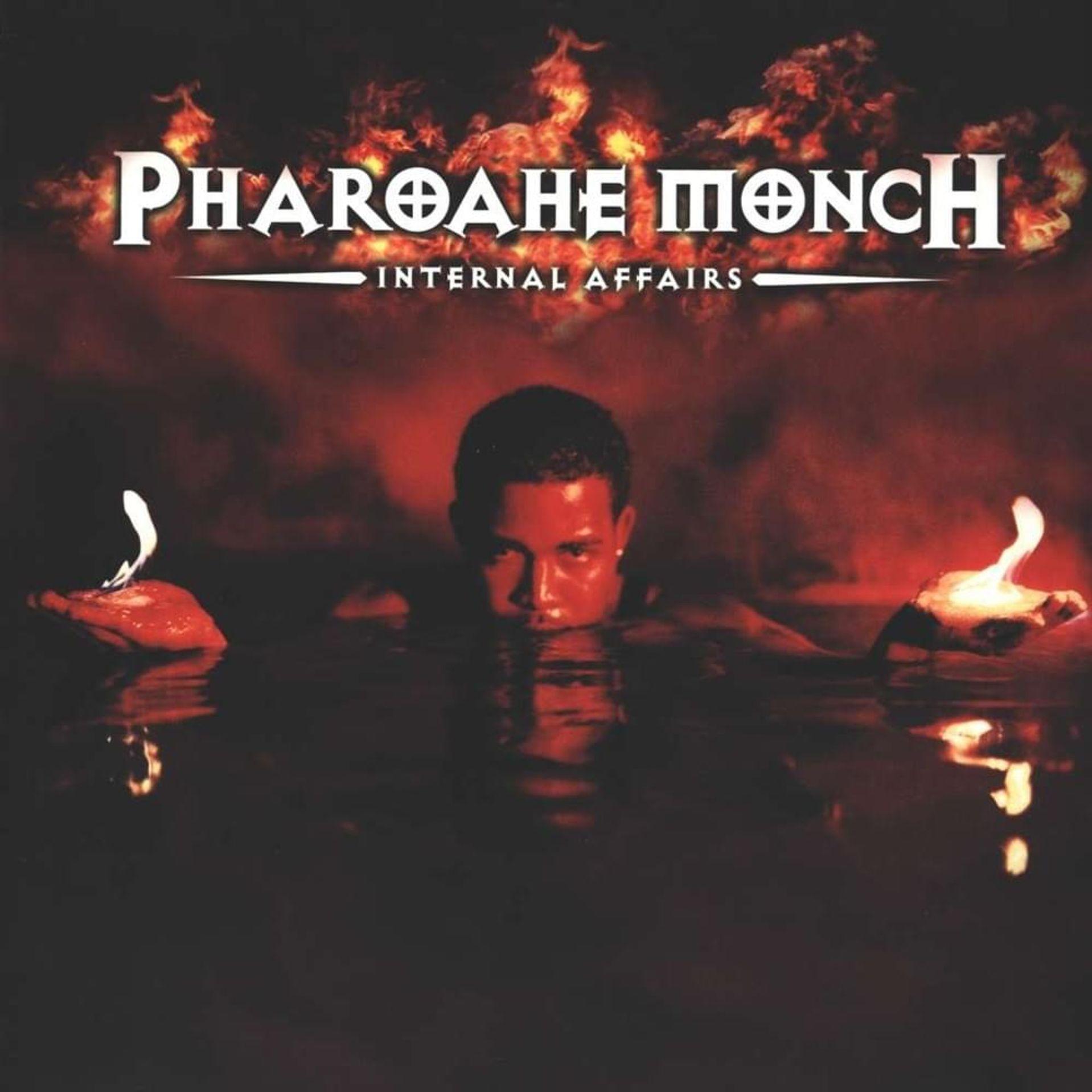 Album Title: Internal Affairs by: Pharoahe Monch