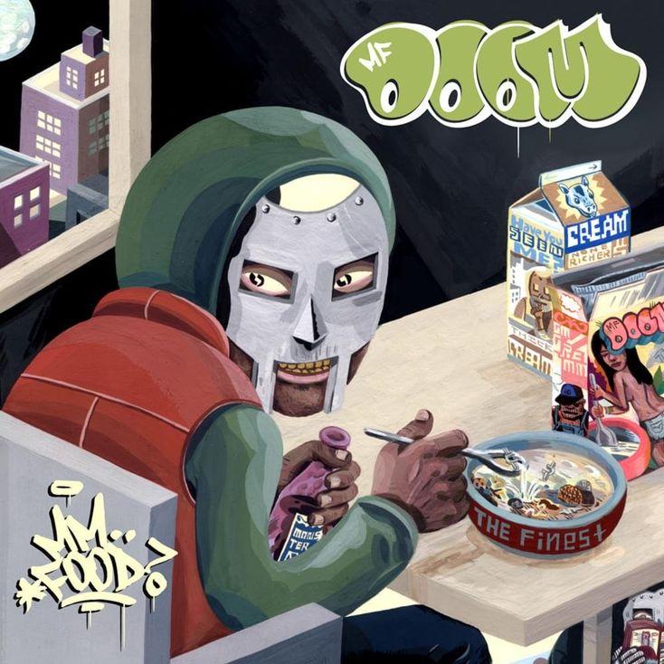 Album Title: MM.. FOOD? by: MF DOOM