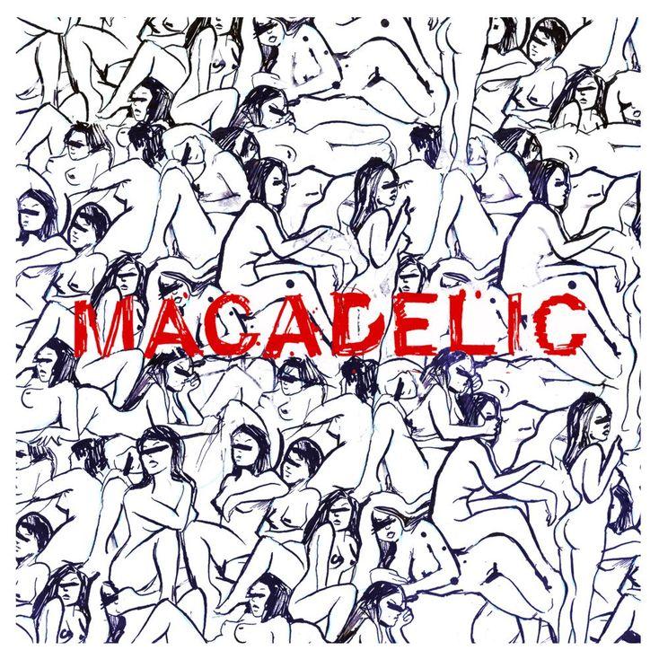 Album Title: Macadelic by: Mac Miller