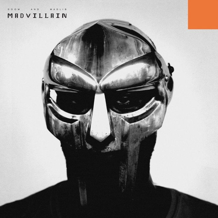 Album Title: Madvillainy by: MF DOOM