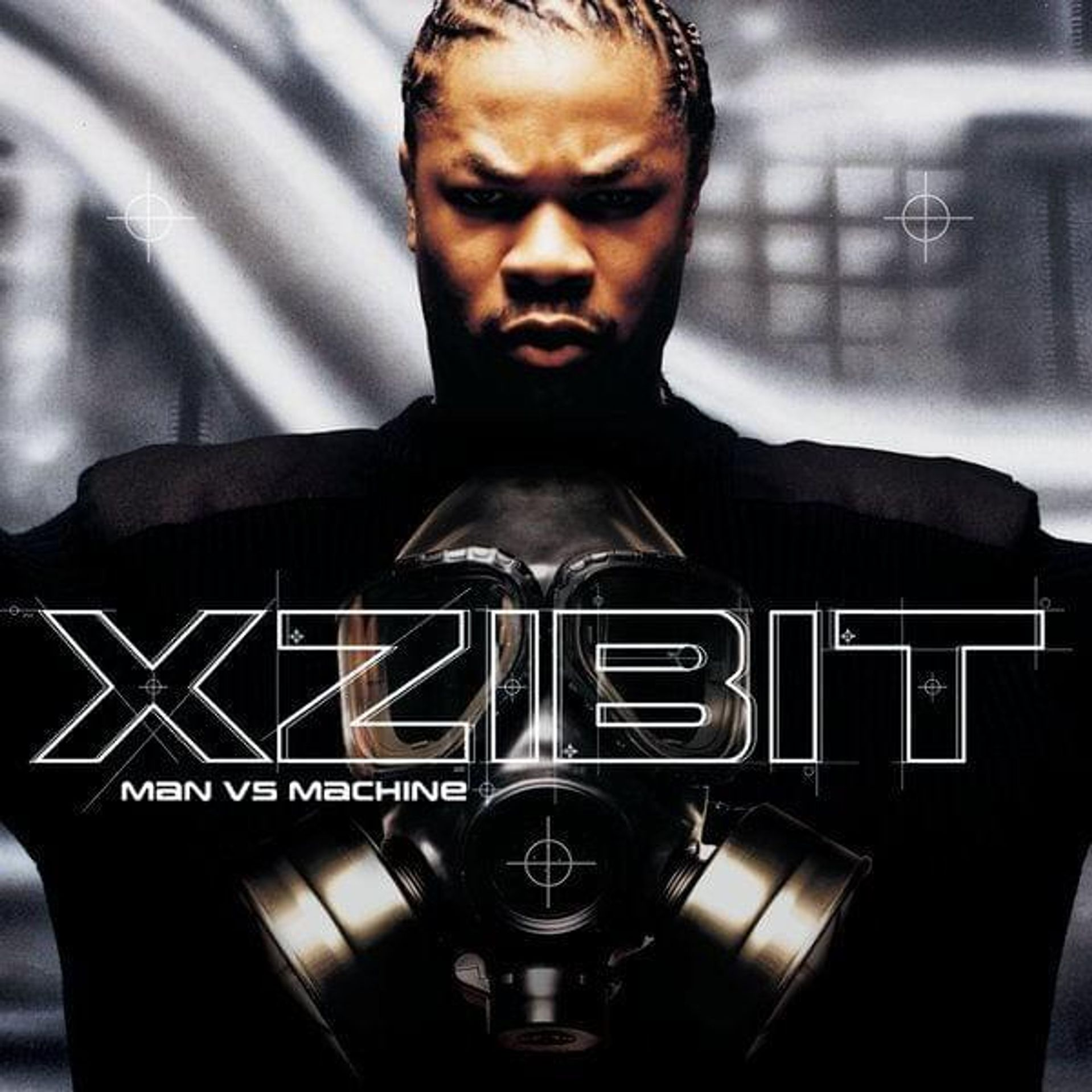 Album Title: Man vs Machine by: Xzibit