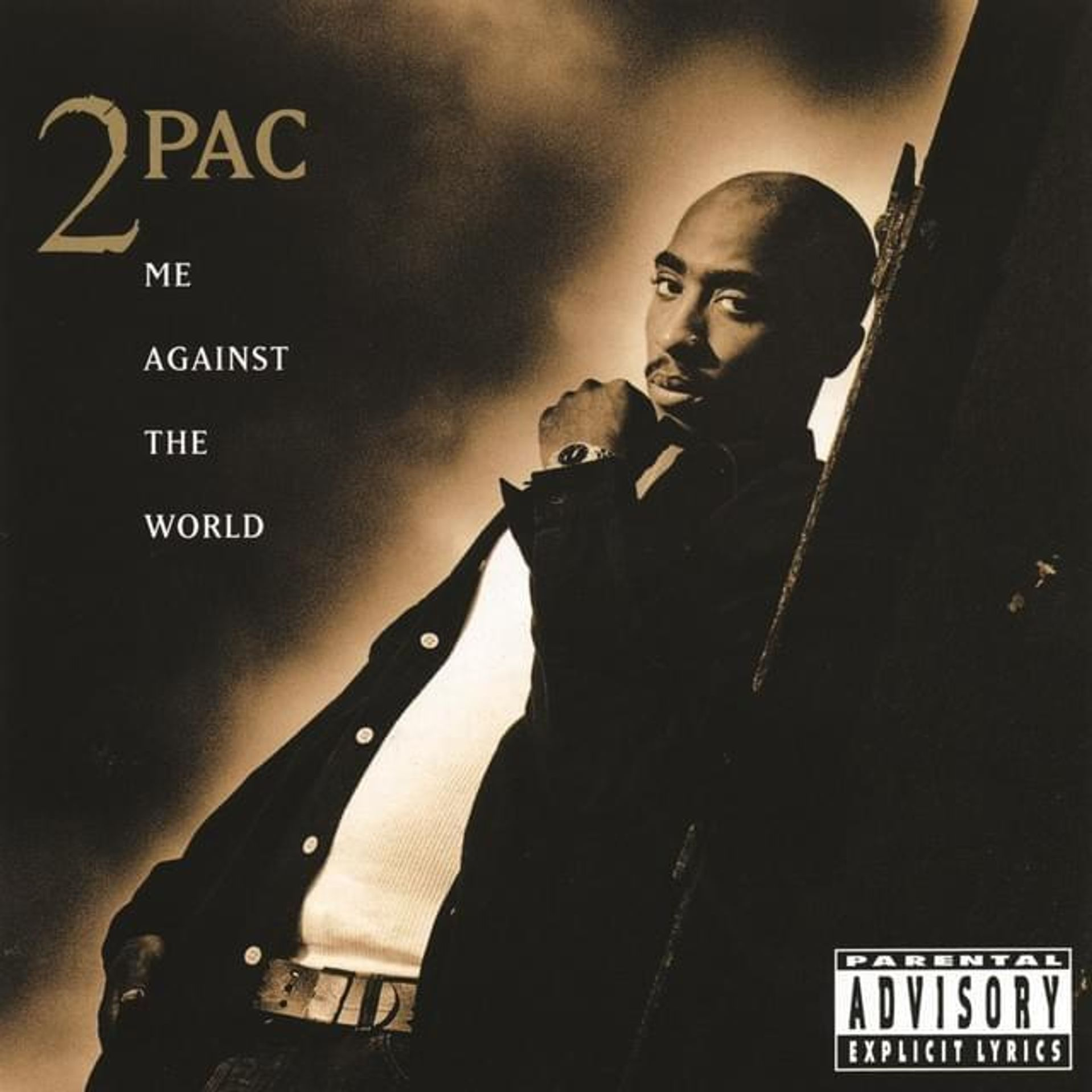 Album Title: Me Against the World by: Tupac