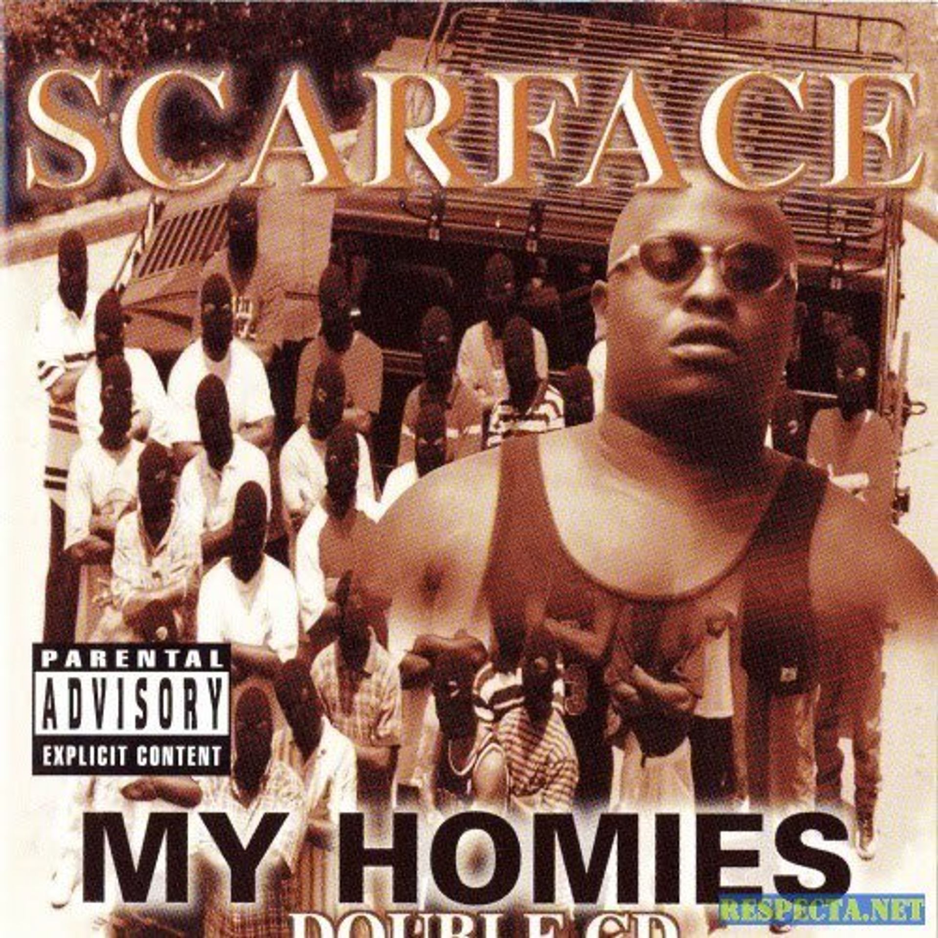 Album Title: My Homies by: Scarface