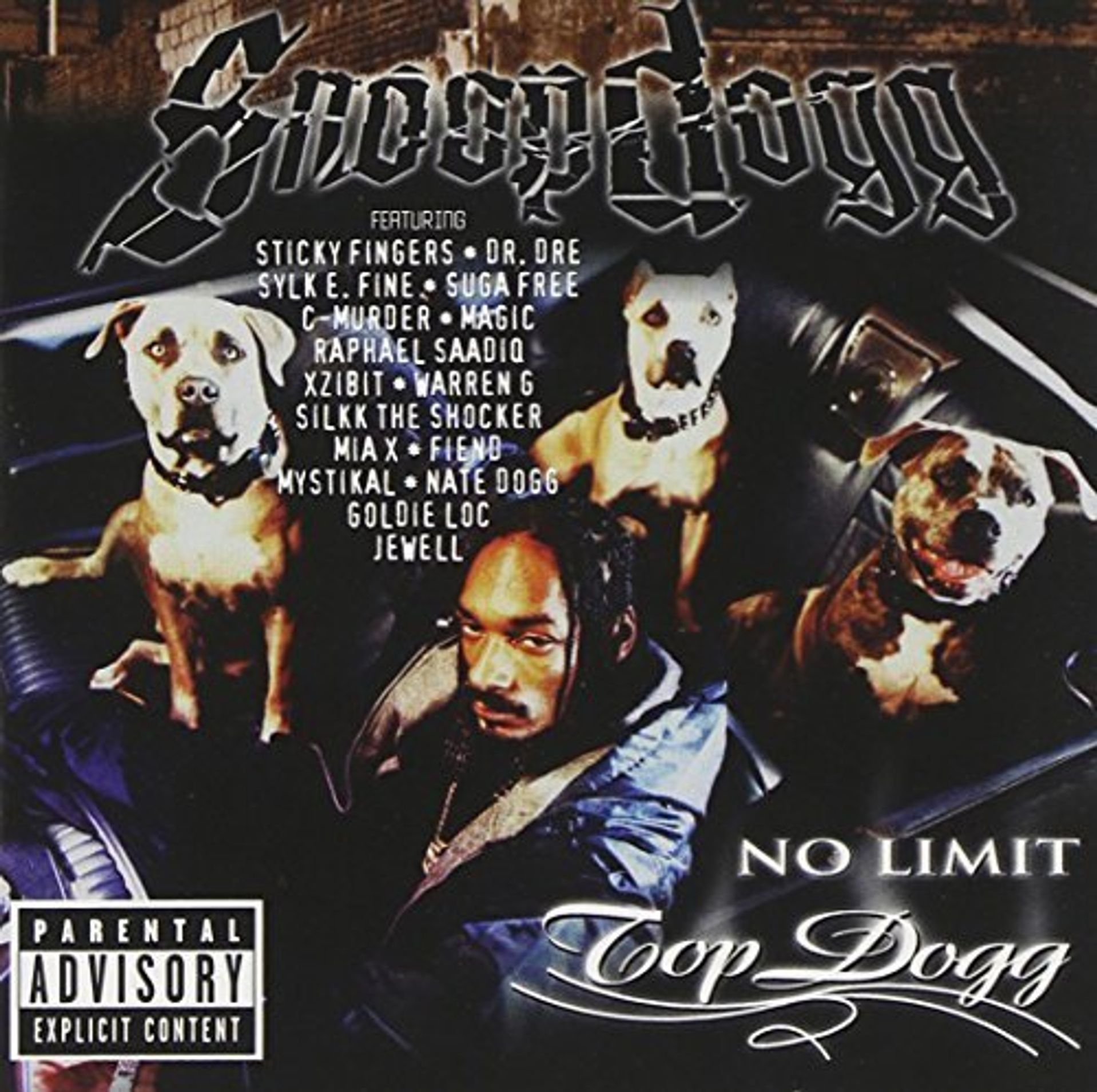 Album Title: No Limit Top Dogg by: Snoop Dogg