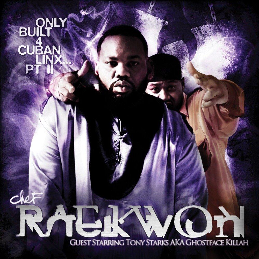 Album Title: Only Built 4 Cuban Linx... Pt. II by: Raekwon