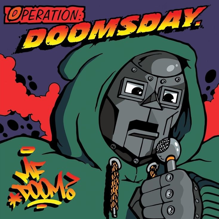 Album Title: Operation: Doomsday by: MF DOOM