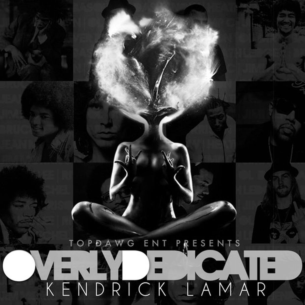 Album Title: Overly Dedicated by: Kendrick Lamar