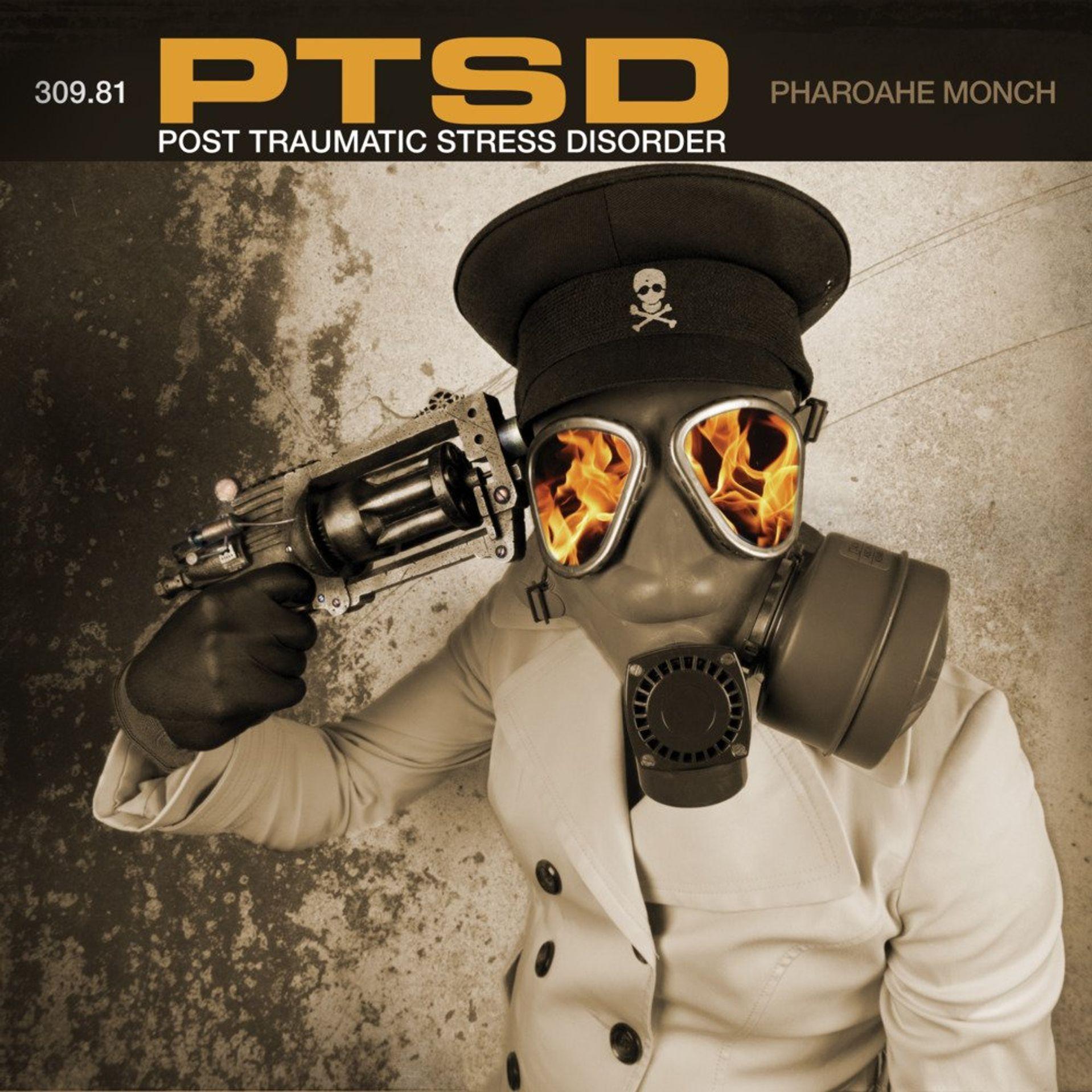 Album Title: PTSD: Post Traumatic Stress Disorder by: Pharoahe Monch
