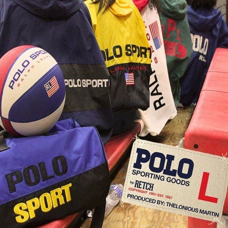 Album Title: Polo Sporting Goods by: Retch