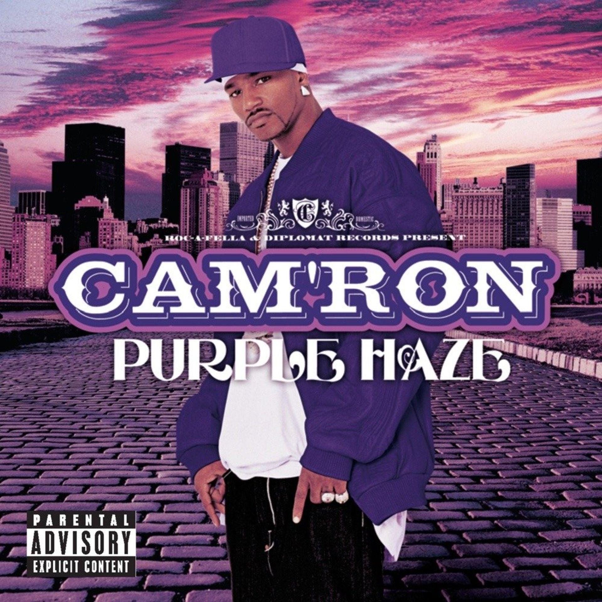 Album Title: Purple Haze by: Cam