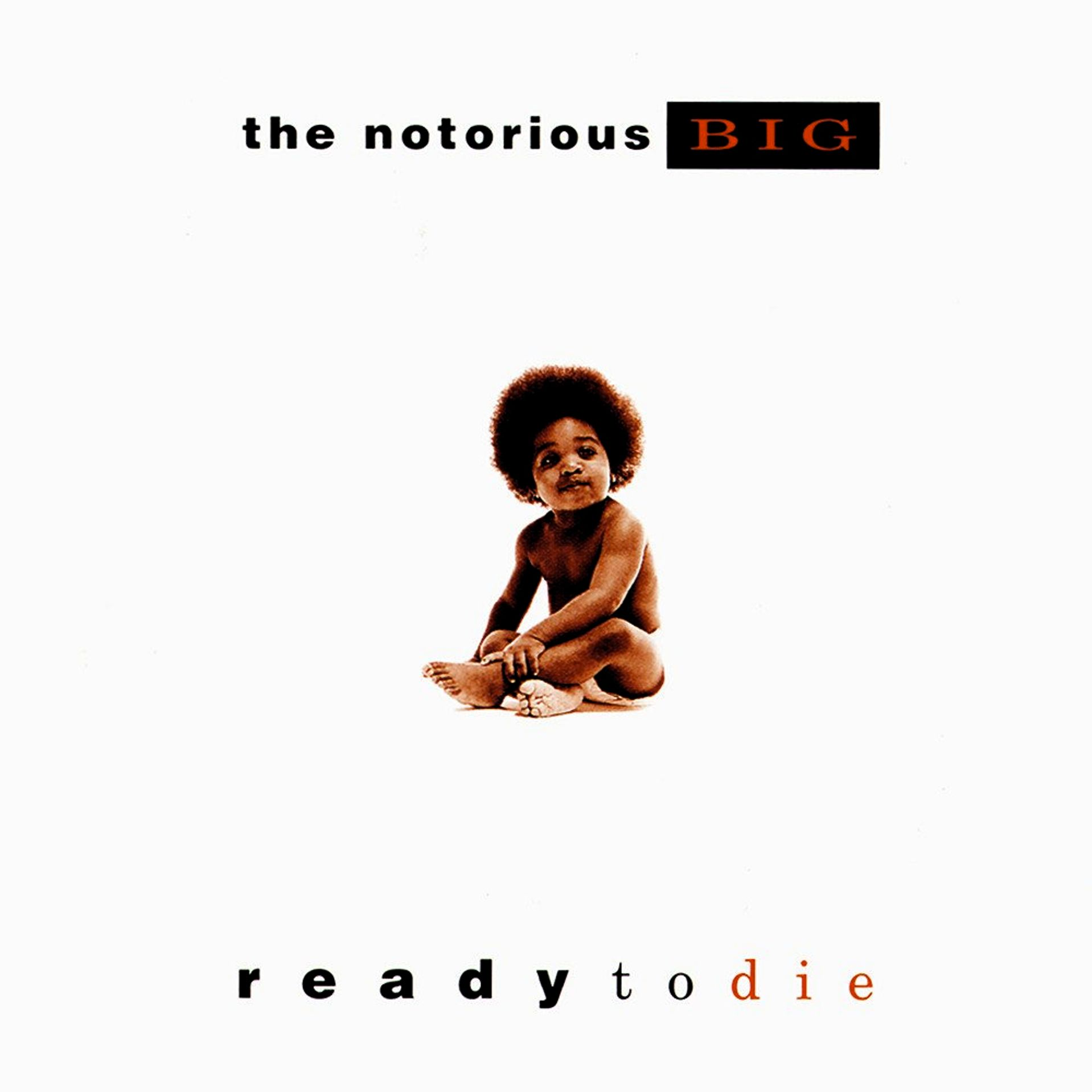 Album Title: Ready to Die by: The Notorious BIG