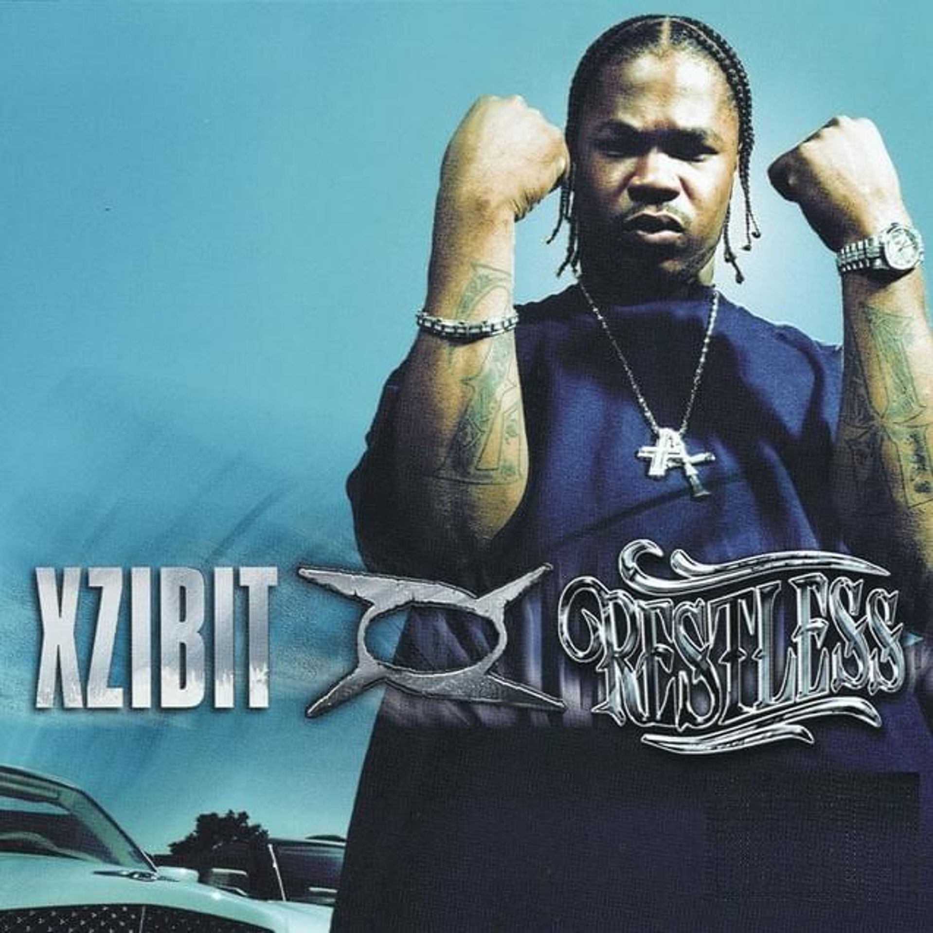 Album Title: Restless by: Xzibit