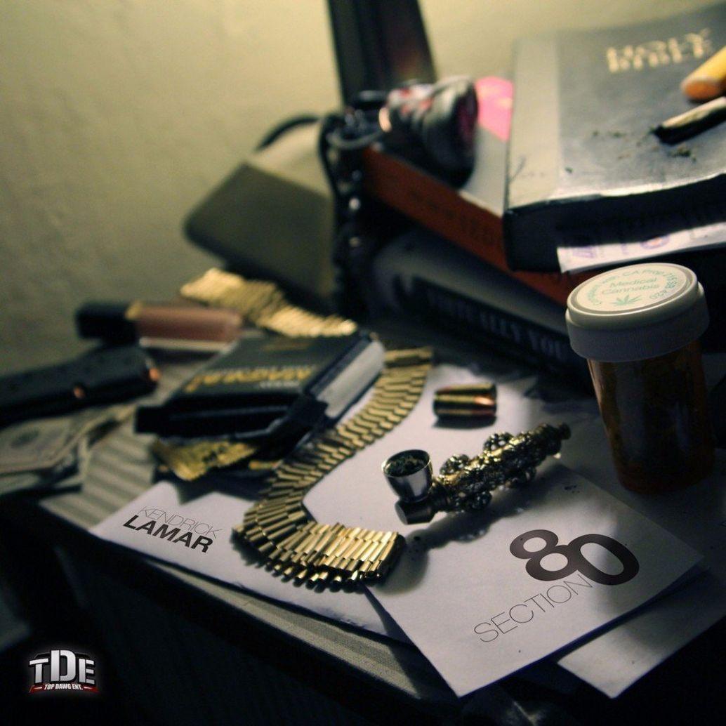 Album Title: Section.80 by: Kendrick Lamar