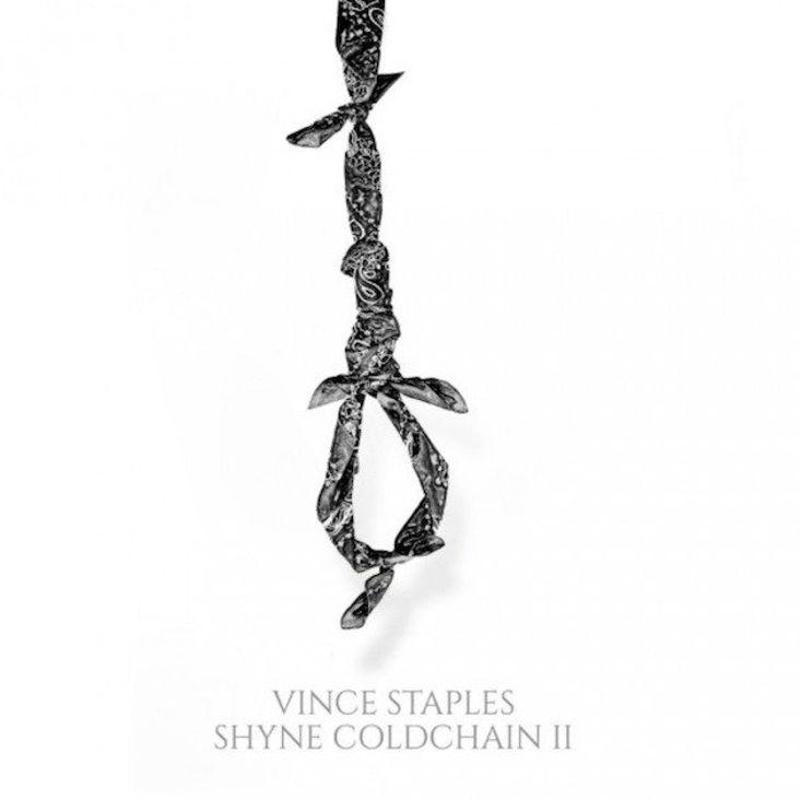 Album Title: Shyne Coldchain Vol. 2 by: Vince Staples