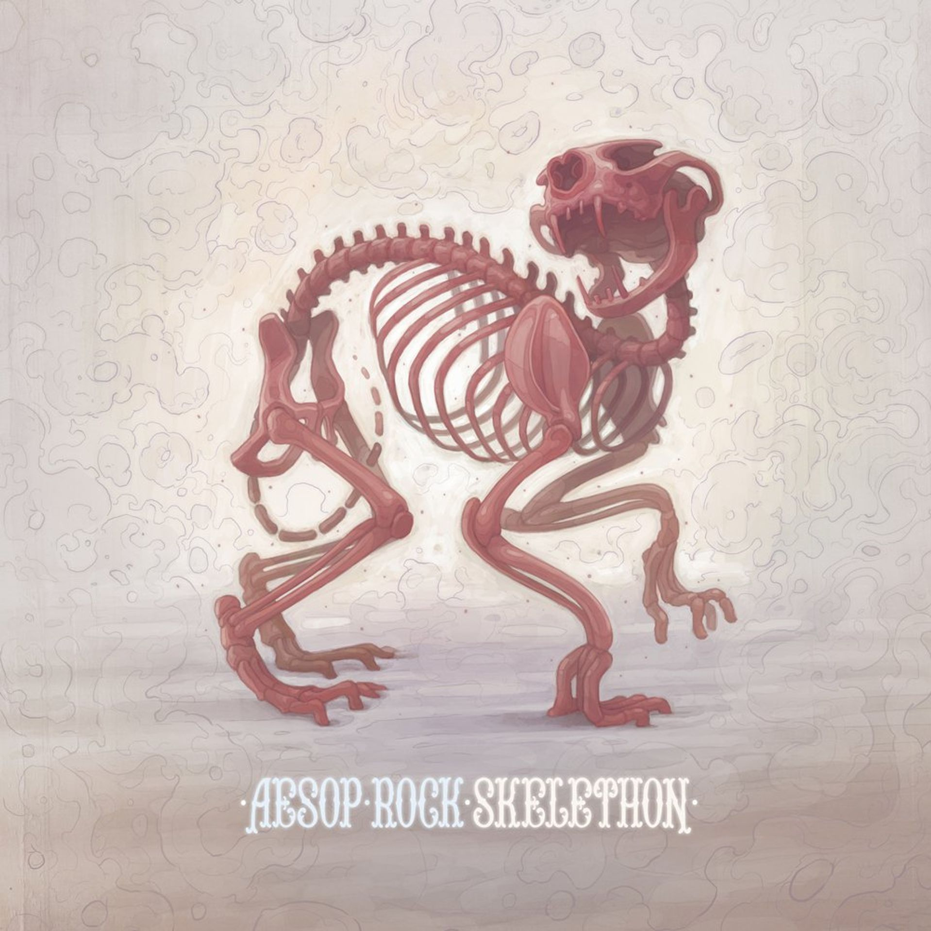 Album Title: Skelethon by: Aesop Rock