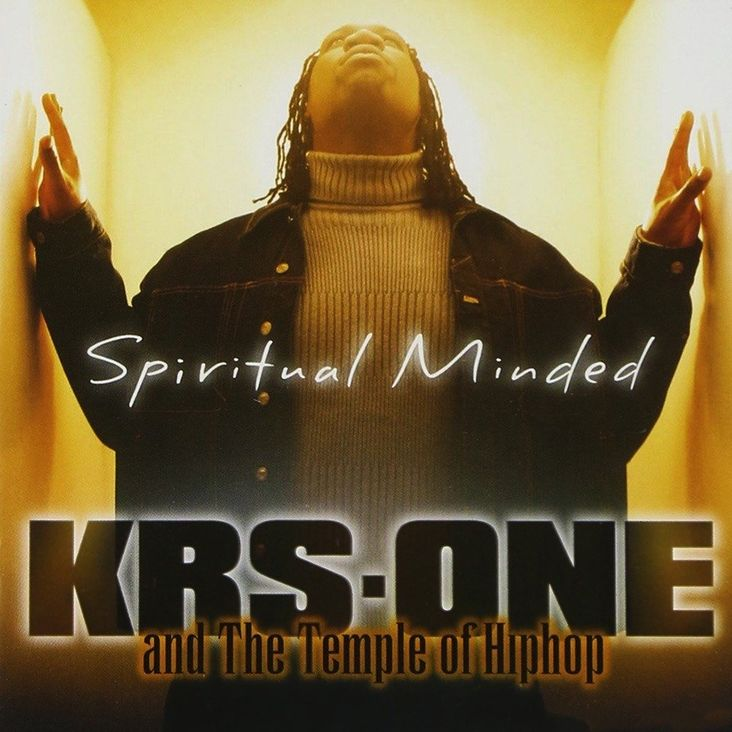 Album Title: Spiritual Minded by: KRS-One
