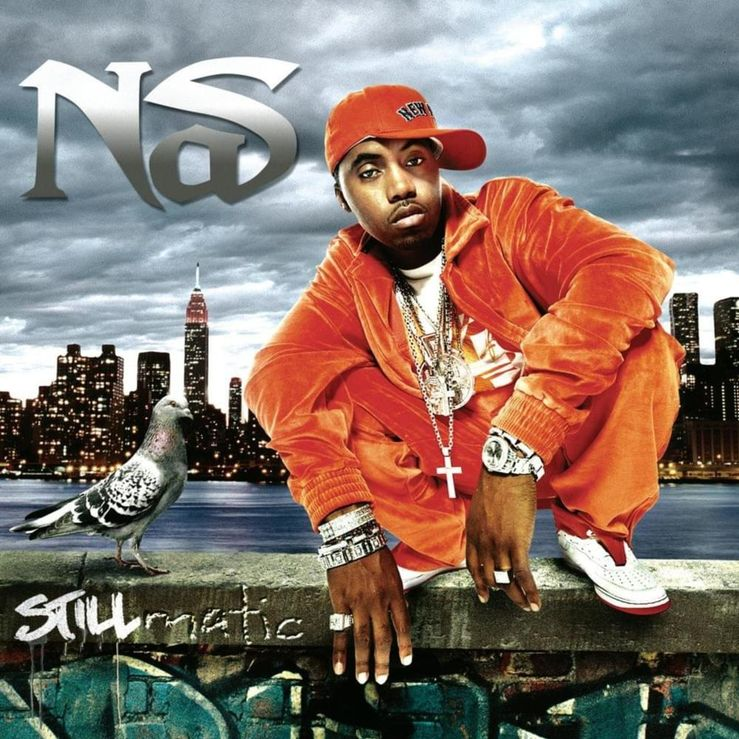 Album Title: Stillmatic by: Nas