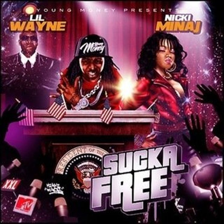 Album Title: Sucka Free by: Nicki Minaj