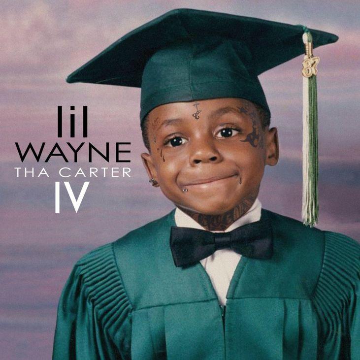 Album Title: Tha Carter IV by: Lil Wayne