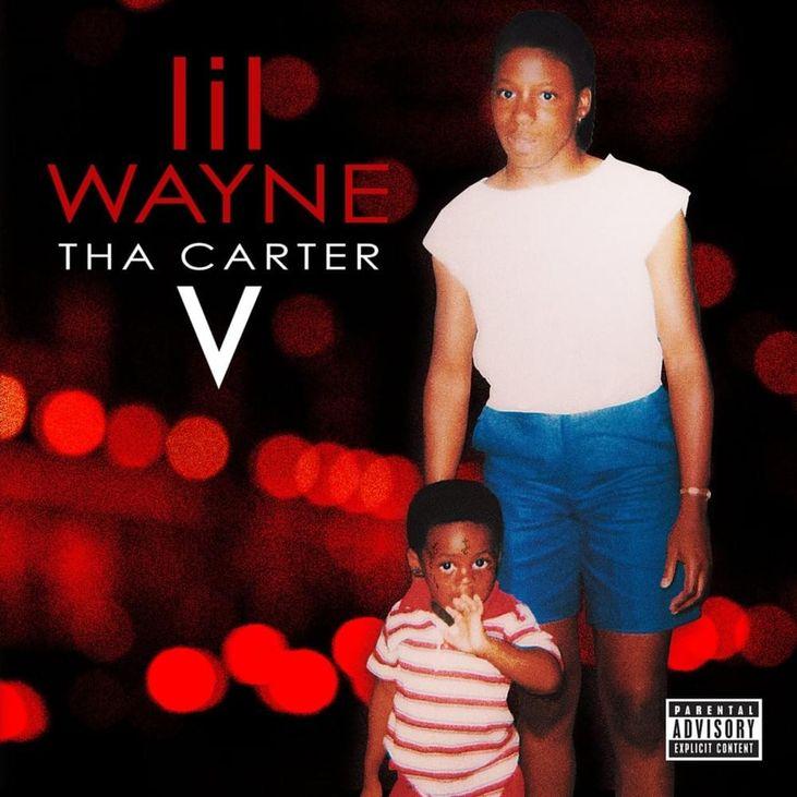 Album Title: Tha Carter V by: Lil Wayne