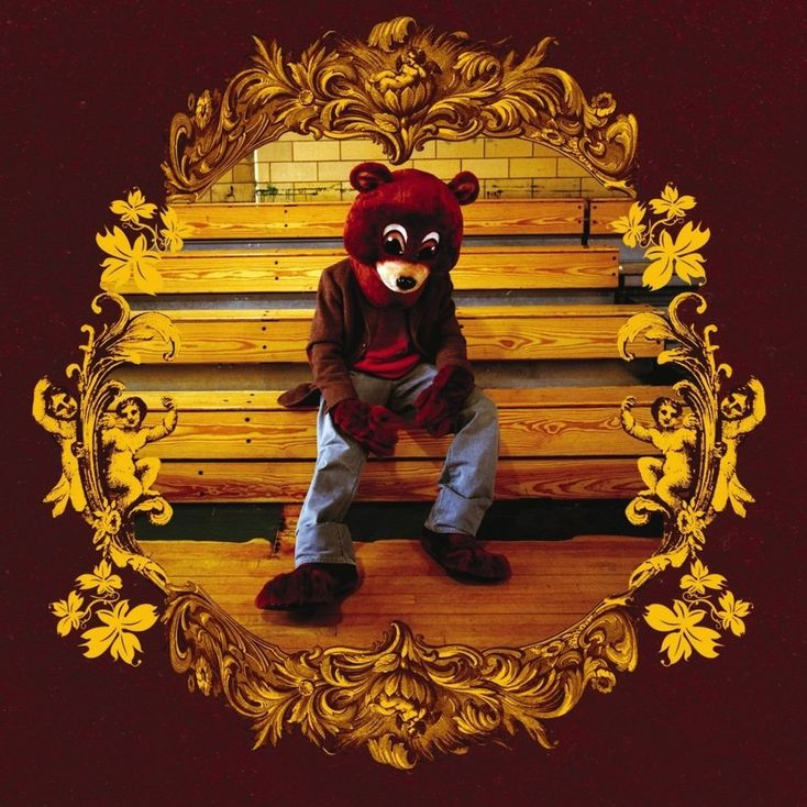 Album Title: The College Dropout by: Kanye West