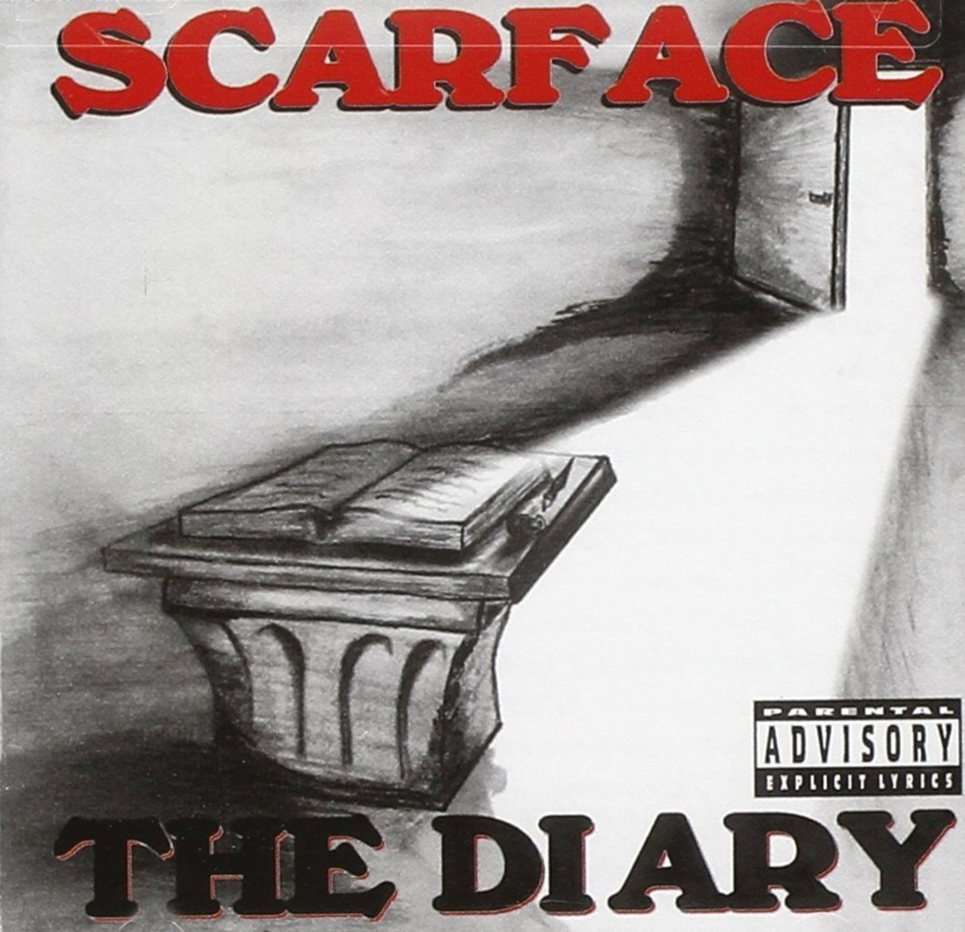 Album Title: The Diary by: Scarface